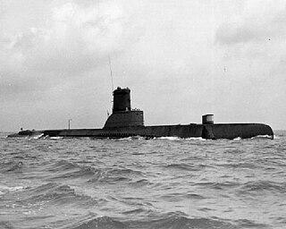 USS <i>Sea Leopard</i> (SS-483)