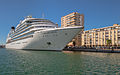 Seabourn Quest (ship), Sète, Hérault 01.jpg