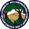 Official seal of Hillsborough, California
