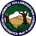 Seal of Hillsborough, California.png