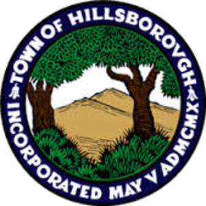 Hillsborough, California - Image: Seal of Hillsborough, California