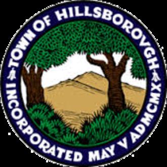 Hillsborough, California - Image: Seal of Hillsborough, California