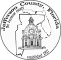 Siegel von Jefferson County (Florida)