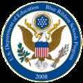 Seal of the Blue Ribbon Schools Program.png