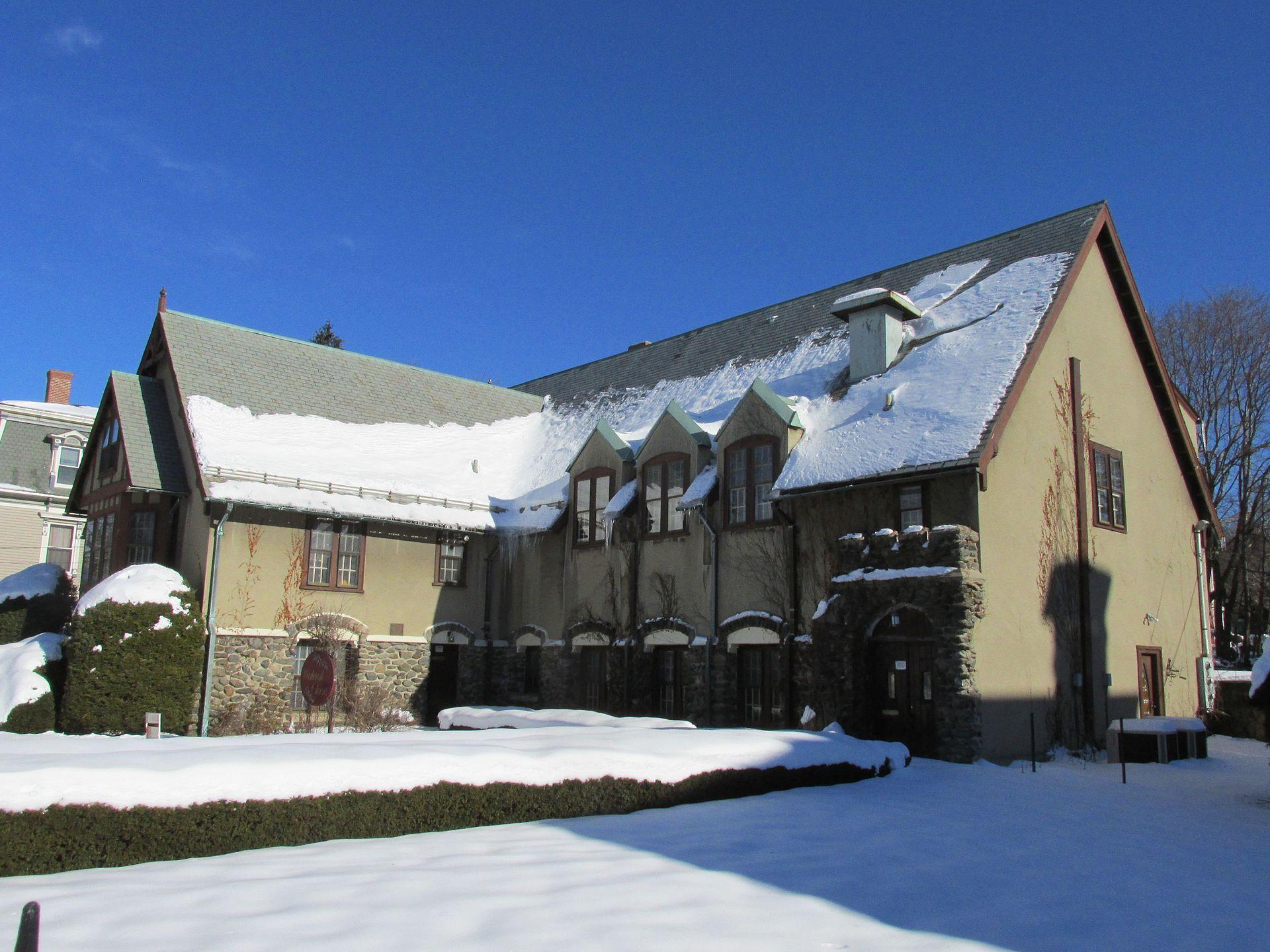 First Methodist Church Clinton Massachusetts Wikipedia
