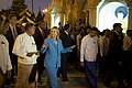 Secretary Clinton Visits Shwedagon Pagoda in Rangoon (6437443123).jpg