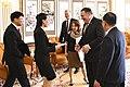 Secretary Pompeo Receives Photos from Kim Yo Jong in Pyongyang (31278287498).jpg