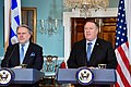 Secretary Pompeo and Greek Acting Foreign Minister Katrougalos Address Reporters in Washington (46305614381).jpg