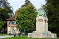 Seefeld - Widmer-Zwyssig-Denkmal - Blatterwiese-Zürichhorn 2013-09-27 16-34-16.JPG