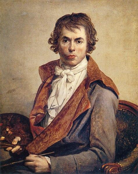 File:Self-portrait by Jacques-Louis David.jpg