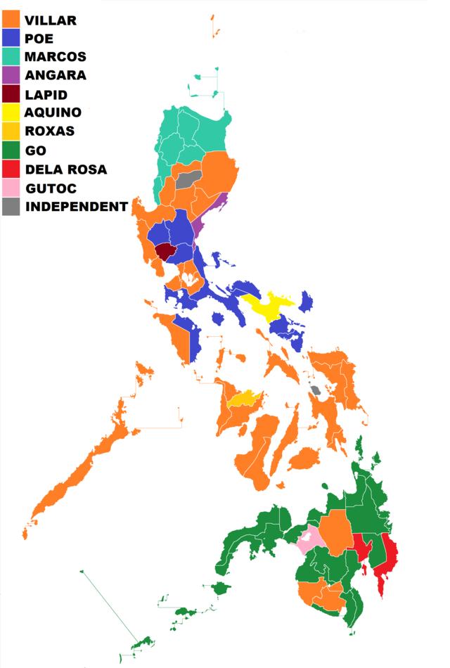 2019 Philippine Senate election - Wikiwand