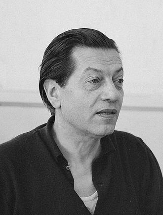 Serge Lifar - Serge Lifar in 1961