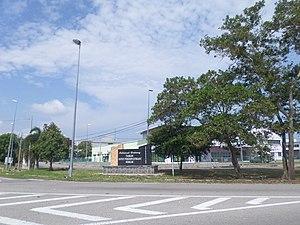 Serkam Industrial Area
