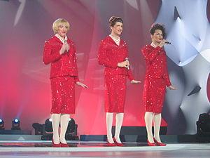 Sestre (drag act) - Sestre in 2004
