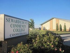 Seward County Community College - Image: Seward County Community College Cosmetology Dept. IMG 5975