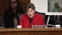 File:Shaheen Questions Rex Tillerson During Senate Confirmation Hearing.webm