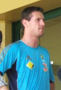 Shaun Tait Australian cricketer