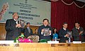 Sharad Pawar releasing a book entitled 'Organic Sikkim', at the inauguration of the Conference of Agriculture and Horticulture Ministers of North Eastern States.jpg