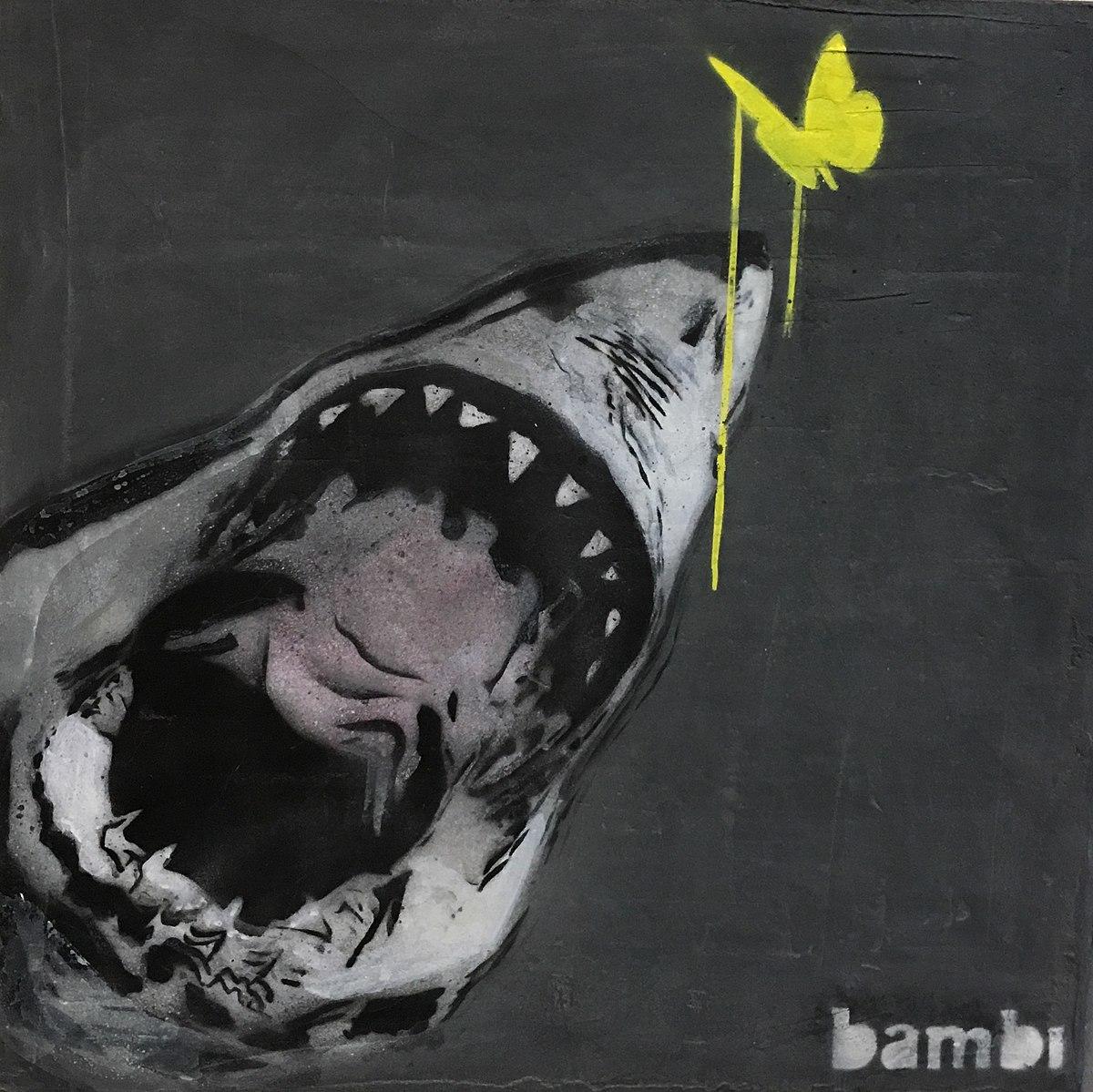 Bambi Graffiti - Wikipedia Amy Winehouse