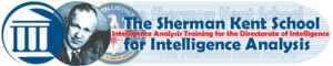 Sherman Kent School for Intelligence Analysis - The Sherman Kent School logo