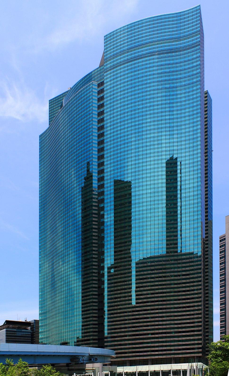 Shiodome City Center 2012