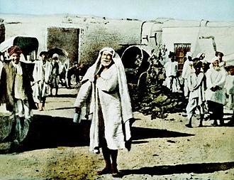 Sai Baba of Shirdi - Sai Baba in his usual attire
