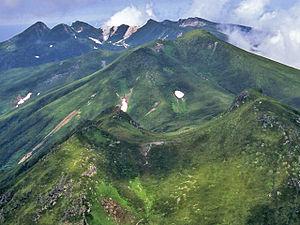 Mount Rausu - Image: Shiretoko 01