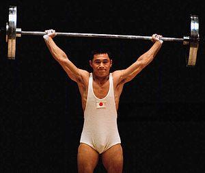 Shiro Ichinoseki - Shiro Ichinoseki at the 1964 Olympics