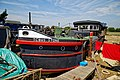 Shoreham-by-Sea houseboat 'Rebus Stone', Riverside Moorings, West Sussex.jpg
