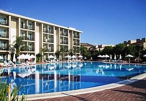 Turkei Side Hotel Delphin