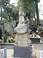 Siedlce Cmentarz Grób Zembrzuscy 2012 micbor.JPG
