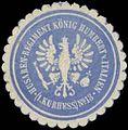 Siegelmarke Husaren-Regiment König Humbert von Italien 1. Kurhessisches Nr. 13 W0357332.jpg
