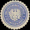 Siegelmarke K. Erziehungs-Anstalt-Steinfeld bei Urft W0345798.jpg