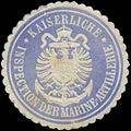 Siegelmarke Kaiserlice Inspection der Marine-Artillerie W0348195.jpg