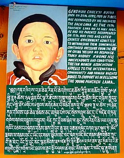 11th Panchen Lama controversy