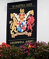 Sign for the Cromwell Arms - geograph.org.uk - 931027.jpg
