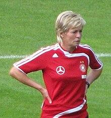 Deutsche Fußballnationalmannschaft der Frauen - Wikipedia