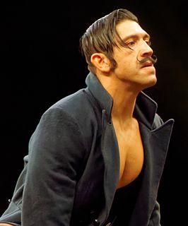 Simon Gotch American professional wrestler