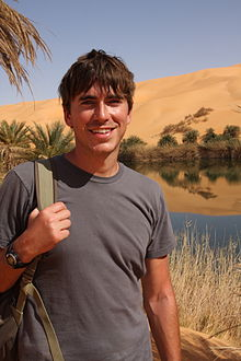 Simon Reeve (British TV presenter) - Wikipedia