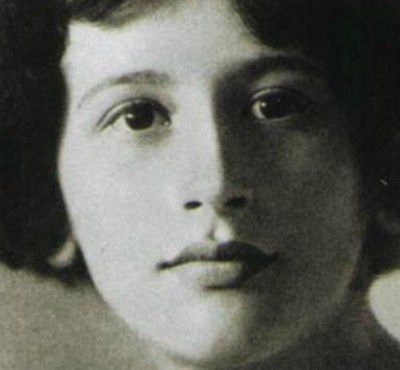 Simone Weil, French philosopher, Christian mystic, and social activist
