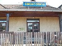 Simontornya train station. - Hungary.JPG