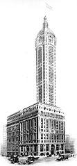 Singer Building, New York