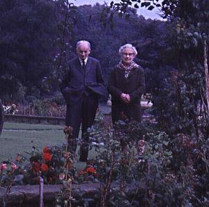 Harry Garner - Sir Harry and Lady Garner