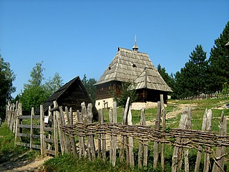 Čajetina - Image: Sirogojno panoramio (2)