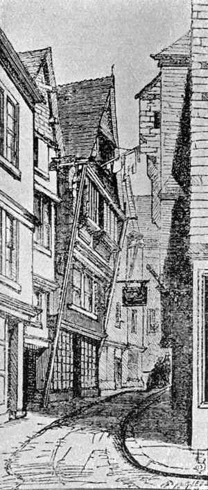 Thomas Newcomen - The Newcomen house in Dartmouth