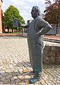 Skulptur Braumeister (1998 von Georg Arfmann) in Wittingen IMG 9229.jpg