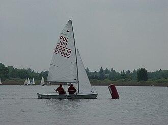Snipe (dinghy) - Snipe sailing in Poland.