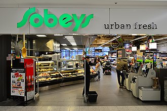 Sobeys - Sobeys Urban Fresh in downtown Toronto