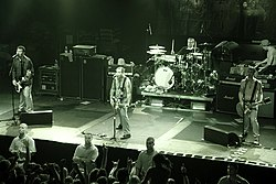 Social Distortion live in Köln, 2005