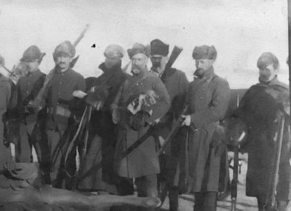 Soldiers of 1890